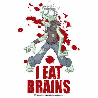 Zombie: I Eat Brains Cutout