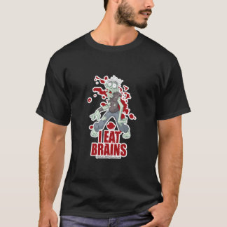 Zombie: I Eat Brains T-Shirt