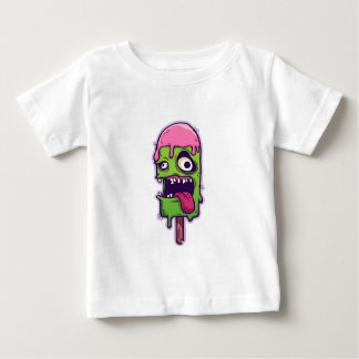 Zombie Ice-Cream Baby T-Shirt