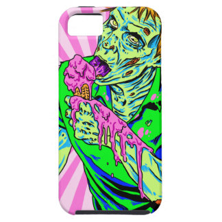 Zombie Ice Cream iPhone 5 Case