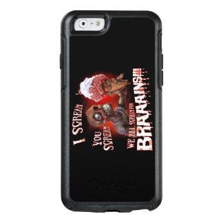 zombie ice cream OtterBox iPhone 6/6s case