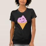 Zombie Ice Cream Tshirts