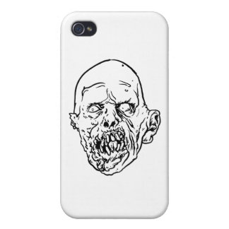 Zombie - Igor iPhone 4 Covers