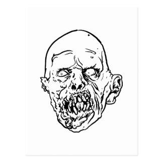 Zombie - Igor Postcards
