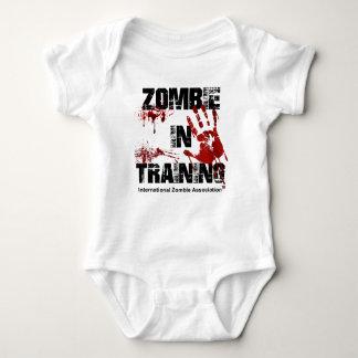 Zombie in Training Baby Bodysuit
