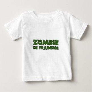 Zombie In Training Baby T-Shirt