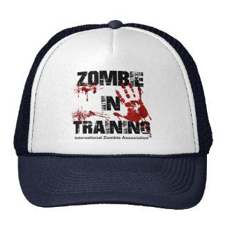Zombie in Training Trucker Hat