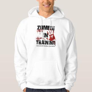 Zombie in Training Hoodie
