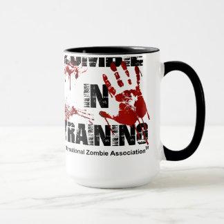 Zombie in Training Mug