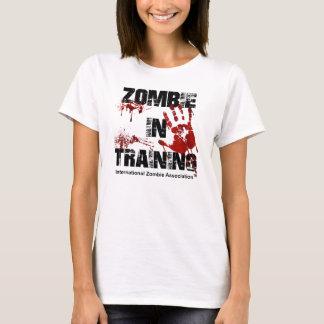 Zombie in Training T-Shirt