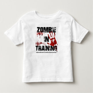 Zombie in Training Toddler T-shirt