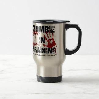 Zombie in Training Travel Mug