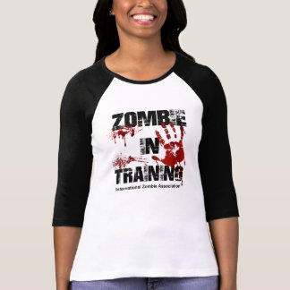 Zombie in Training Shirt