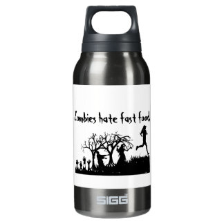 Zombie Insulated Water Bottle