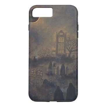 Halloween Themed Zombie iPhone 7 Case