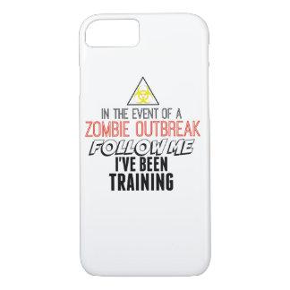 Zombie iPhone 7 phonecase iPhone 7 Case
