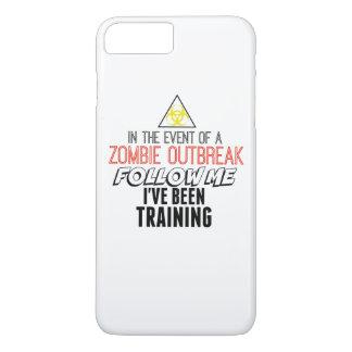 Zombie iPhone 7 Plus phonecase iPhone 8 Plus/7 Plus Case