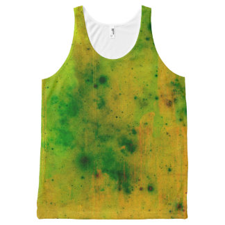 Zombie All-Over Print Tank Top