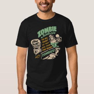 Zombie Jamboree - You Will FAINT! T-Shirt