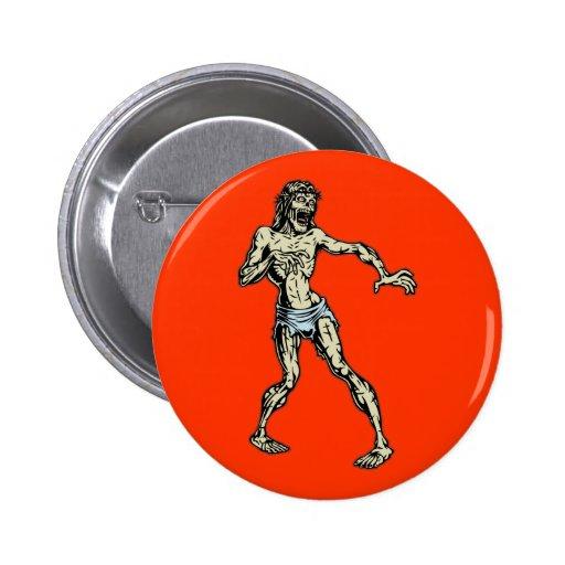 Zombie Jesus 1 Pin