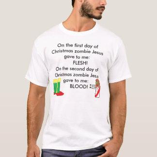 Zombie Jesus Christmas T-Shirt