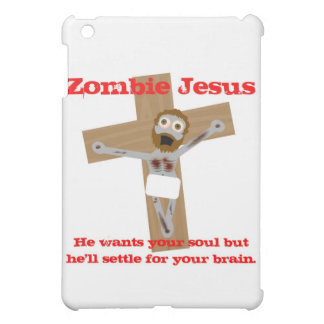 Zombie Jesus Cover For The iPad Mini