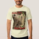 Zombie Jesus Wants Brains T-shirt