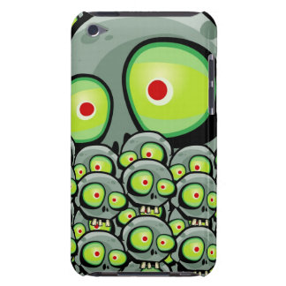 Zombie Jim iPod Touch 4 Case