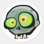 Zombie Jim Sticker
