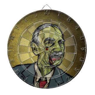 Zombie John Maynard Keynes Dart Board Sets