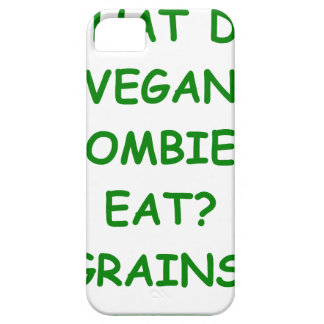 zombie joke iPhone 5 cover