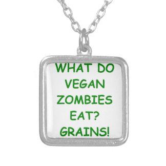 zombie joke jewelry