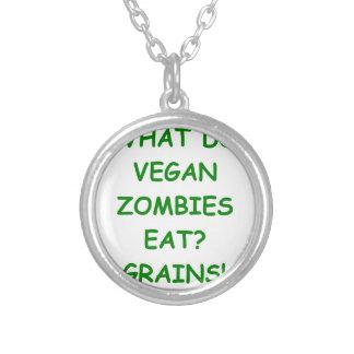 zombie joke custom jewelry