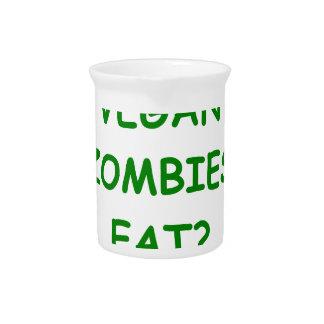 zombie joke pitchers