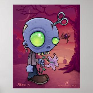 Zombie Jr. Poster