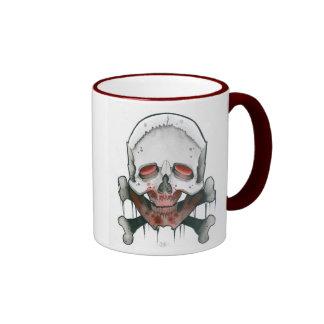 """""""Zombie Juice"""" Ringer Mug"""