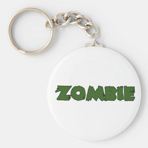 Zombie Key Chains