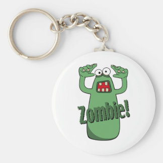 Zombie Keychains