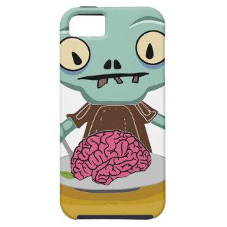 zombie kid eating brain iPhone SE/5/5s case
