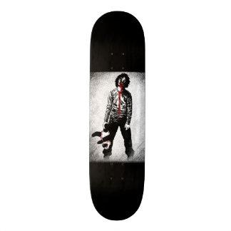 Zombie Kid Skateboard