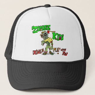 Zombie Kids Trucker Hat