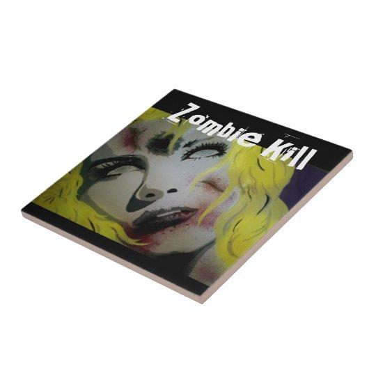 'Zombie Kill' tile