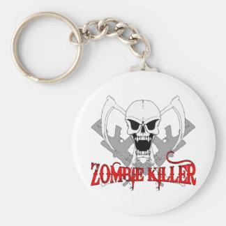 zombie killer 3 key chain