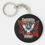 Zombie Killer 4 Keychain