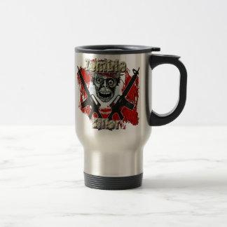 Zombie Killer 4 Travel Mug