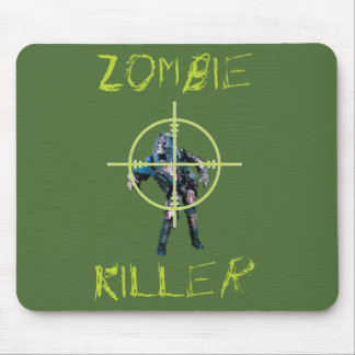Zombie Killer and Cross hair Mouse Pads