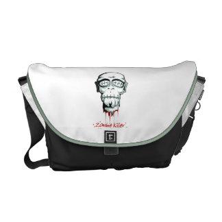 Zombie killer bag messenger bags