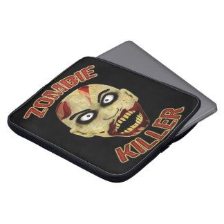 Zombie Killer Computer Sleeves
