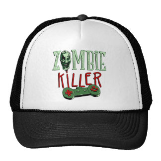 Zombie killer CONSOLE PC CONTROLLER more gamer Trucker Hat