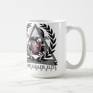 Zombie Killer Elite Task Force Emblem Mug